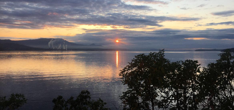 Sunset View on Salt Spring Island